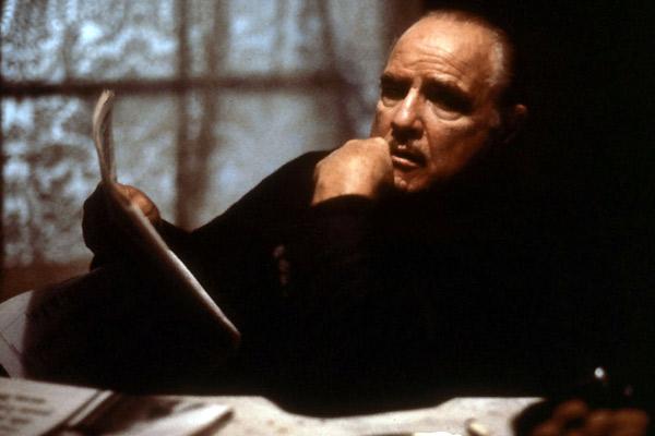 Premiers pas dans la mafia : Photo Andrew Bergman, Marlon Brando