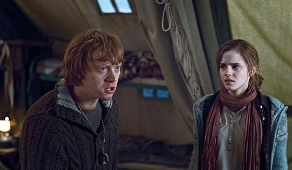 Harry Potter et les reliques de la mort - partie 1 : Photo Emma Watson, Rupert Grint