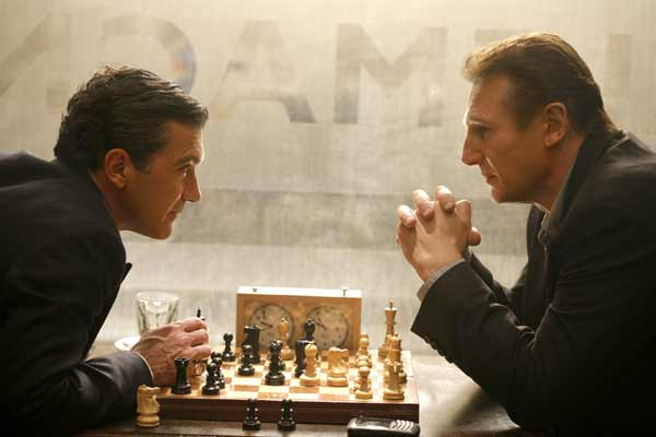 The Other Man : Photo Antonio Banderas, Liam Neeson, Richard Eyre