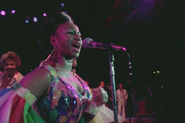 Soul Power : Photo Celia Cruz, Jeffrey Levy-Hinte