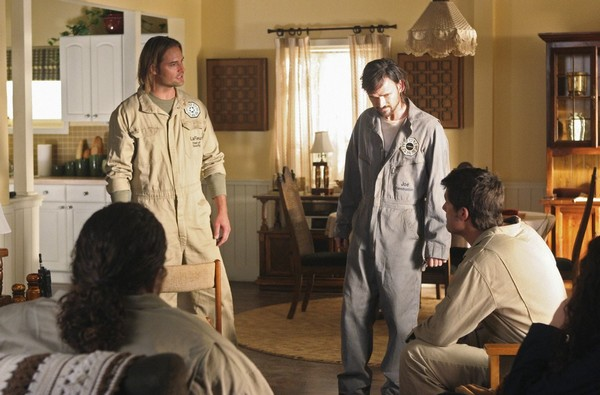 Lost, les disparus : Photo Jeremy Davies, Jorge García, Josh Holloway, Matthew Fox