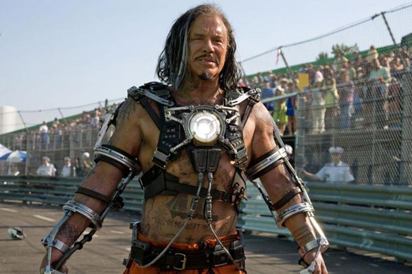 Iron Man 2 : Photo Mickey Rourke