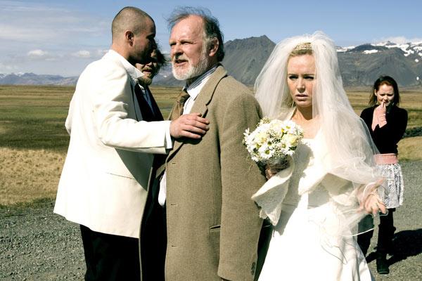 Mariage à l'Islandaise : Photo Ágústa Eva Erlendsdóttir, Nanna Kristín Magnúsdóttir, Ólafur Darri Ólafsson, Valdis Oskarsdottir