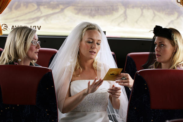 Mariage à l'Islandaise : Photo Hanna Maria Karlsdottir, Nanna Kristín Magnúsdóttir, Nína Dögg Filippusdóttir, Valdis Oskarsdottir