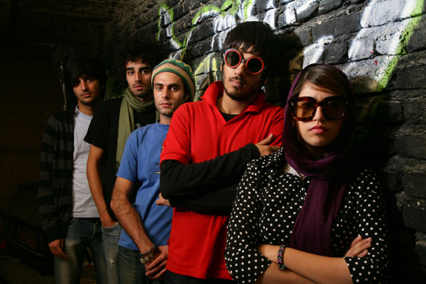 Les Chats persans : Photo Ashkan Koshanejad, Bahman Ghobadi