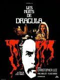 Les Nuits de Dracula : Affiche