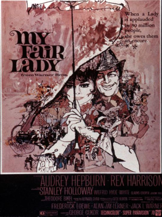 My Fair Lady : Affiche