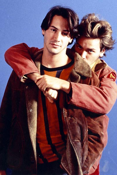My Own Private Idaho : Photo Gus Van Sant, Keanu Reeves, River Phoenix