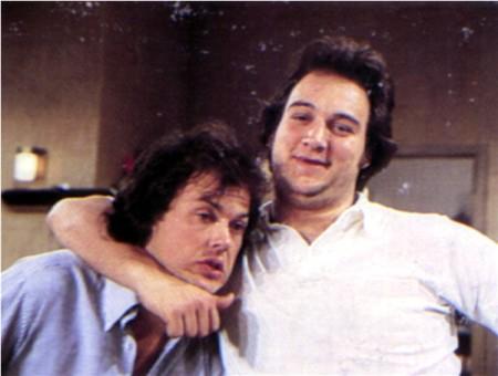 Mike et Ernie : Photo James Belushi, Michael Keaton