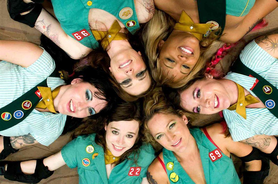 Bliss : Photo Drew Barrymore, Ellen Page, Kristen Wiig, Zoë Bell