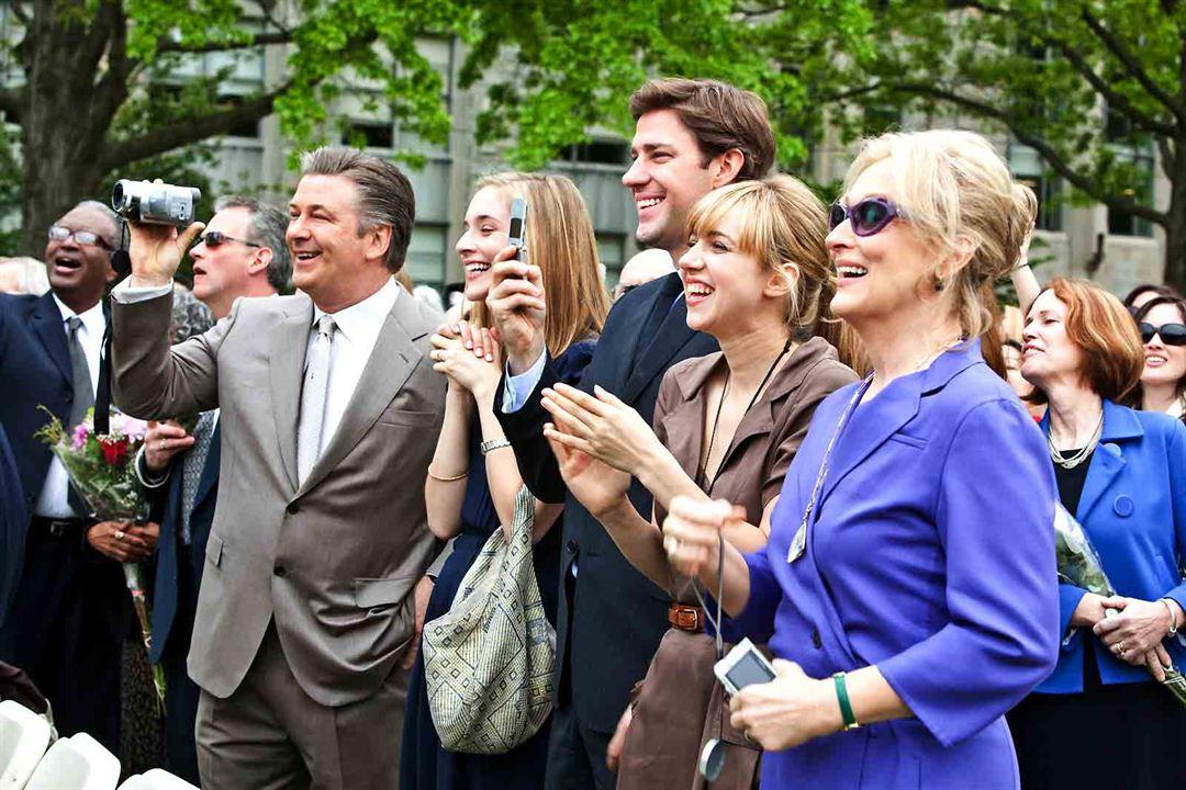 Pas si simple : Photo Caitlin Fitzgerald, John Krasinski, Meryl Streep, Zoe Kazan