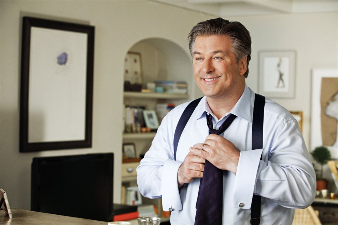 Pas si simple : Photo Alec Baldwin