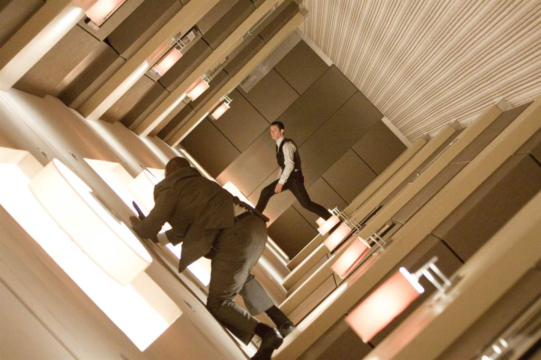 Inception : Photo Joseph Gordon-Levitt