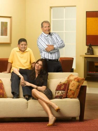 Modern Family : Photo Ed O'Neill, Rico Rodriguez, Sofia Vergara