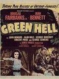 L'Enfer vert : Affiche