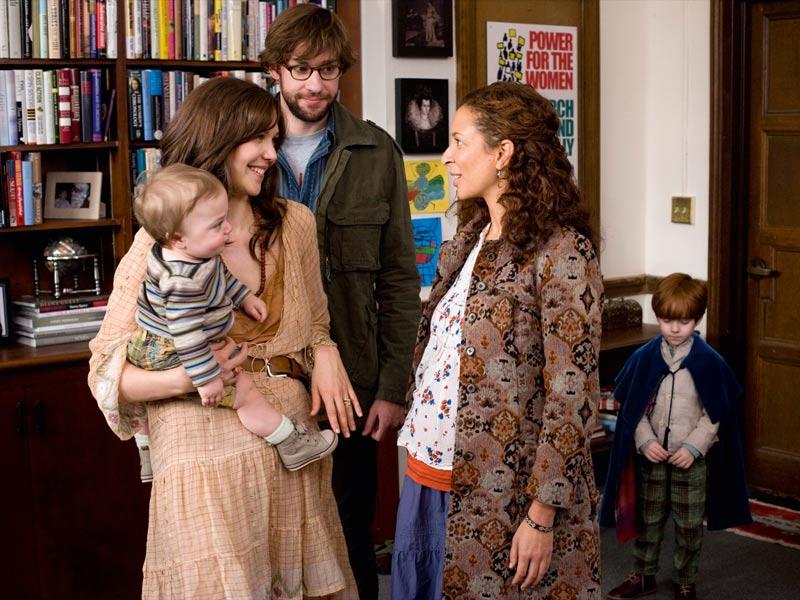 Away We Go : Photo John Krasinski, Maggie Gyllenhaal, Maya Rudolph