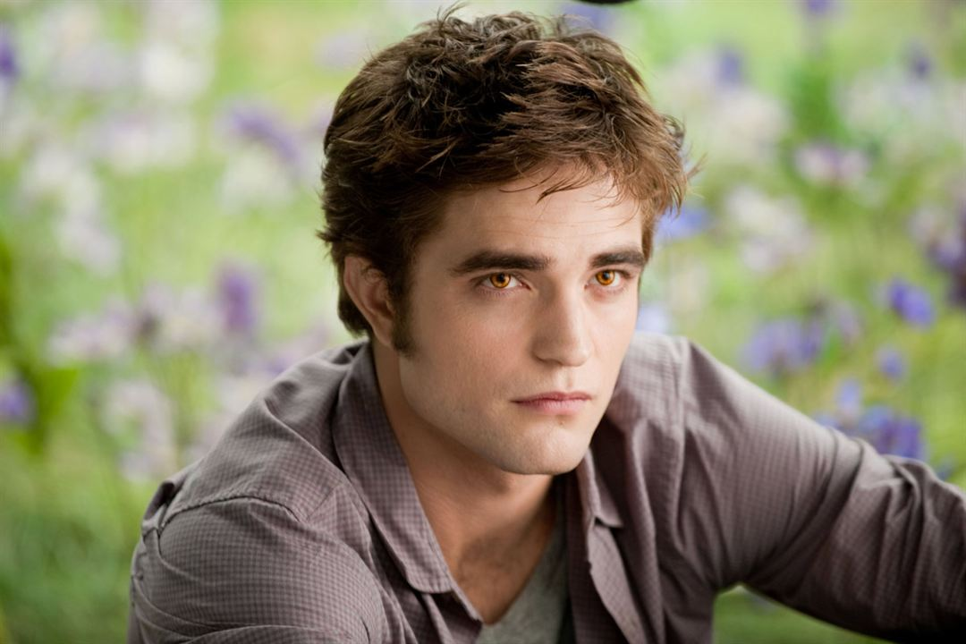 Twilight - Chapitre 3 : hésitation : Photo David Slade, Robert Pattinson