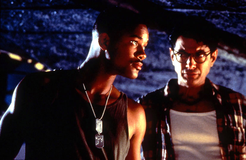 Independence Day : Photo Jeff Goldblum, Will Smith