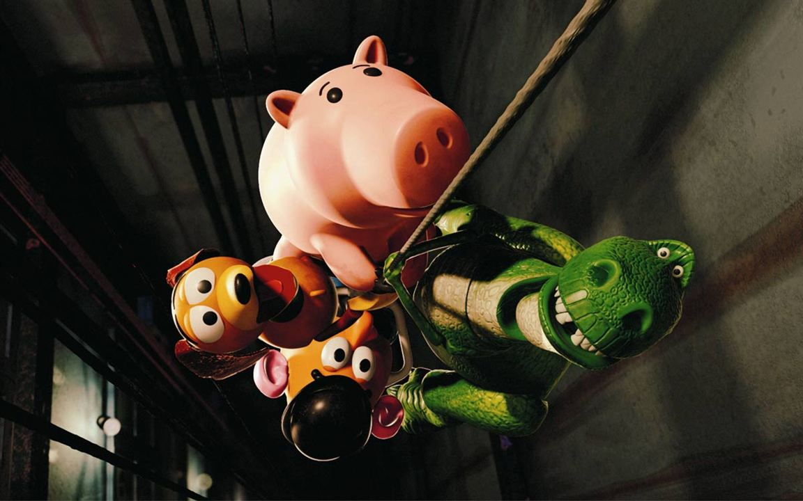Toy Story 2 : Photo Ash Brannon, Lee Unkrich