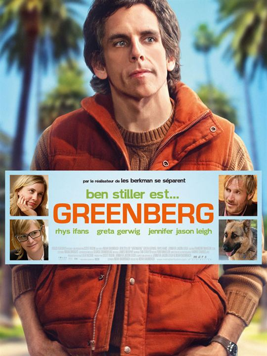 Greenberg : Affiche