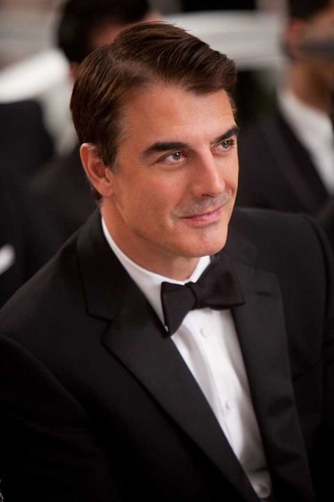 Sex and the City 2 : Photo Chris Noth, Michael Patrick King