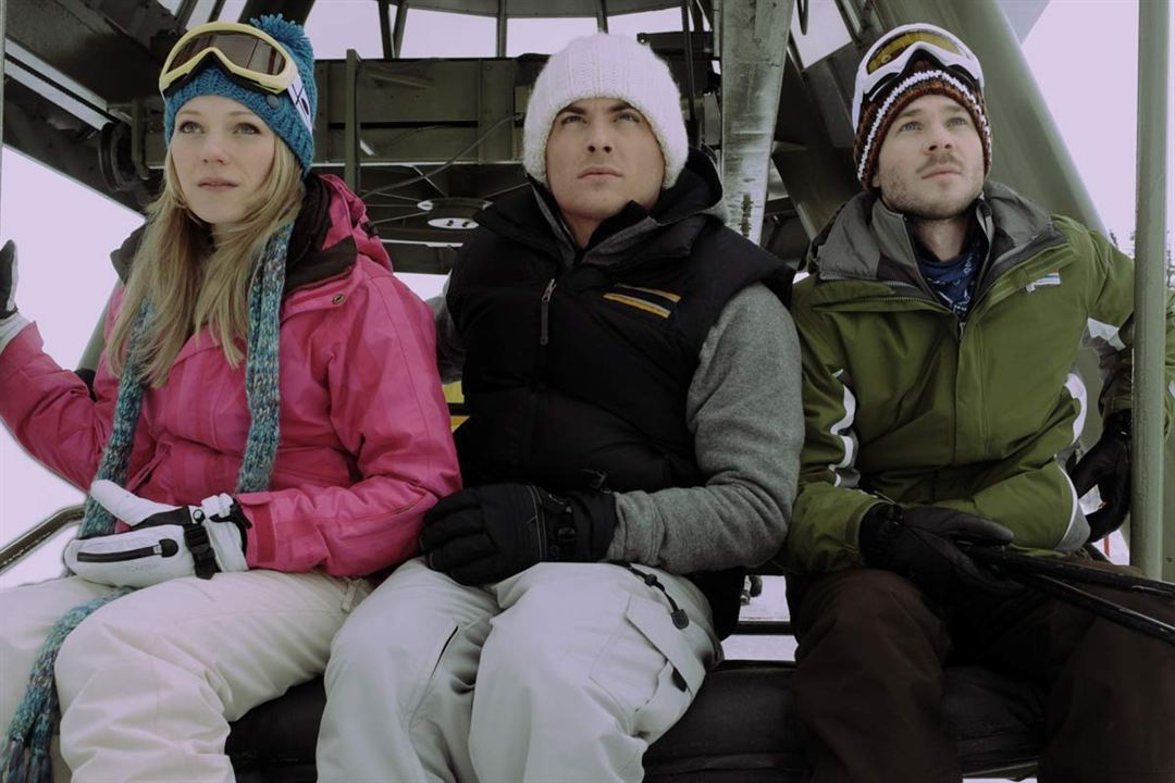 Frozen : Photo Adam Green (VI), Emma Bell, Kevin Zegers, Shawn Ashmore