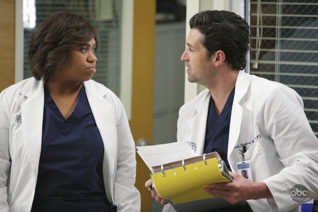 Grey's Anatomy : Photo Chandra Wilson, Patrick Dempsey