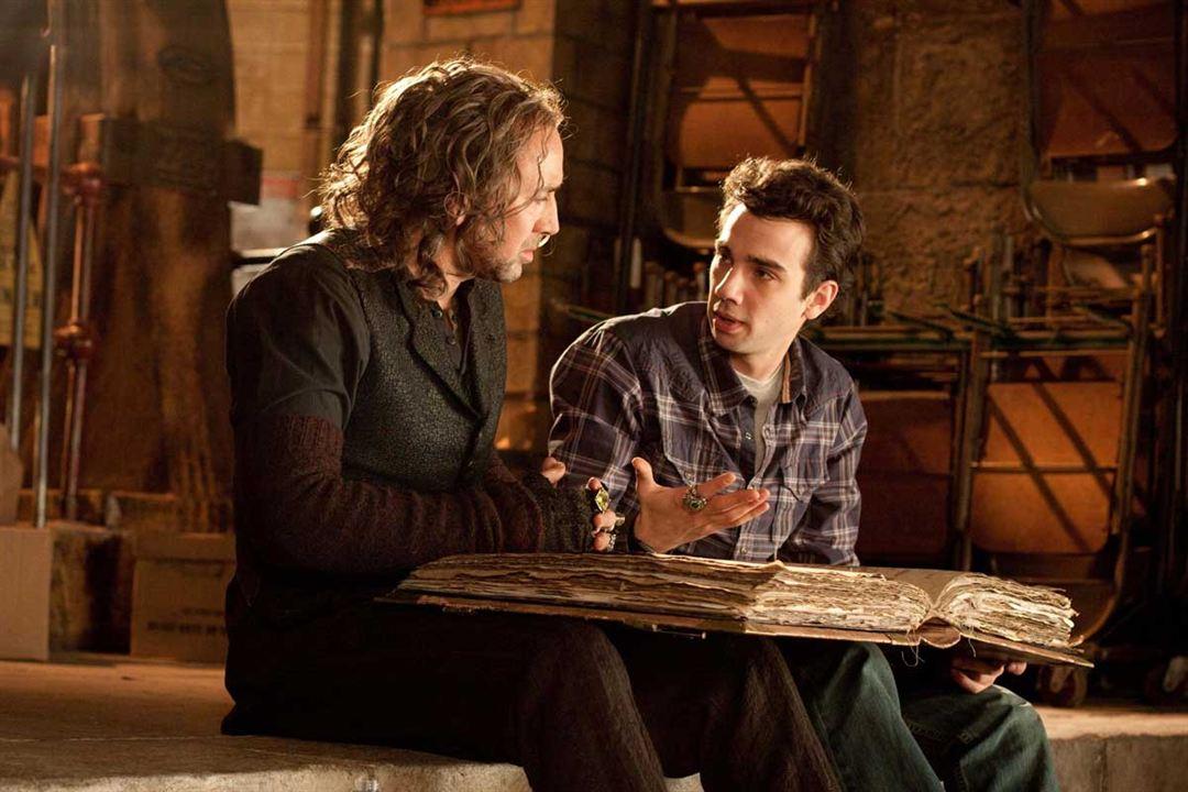 L'Apprenti Sorcier : Photo Jay Baruchel, Nicolas Cage