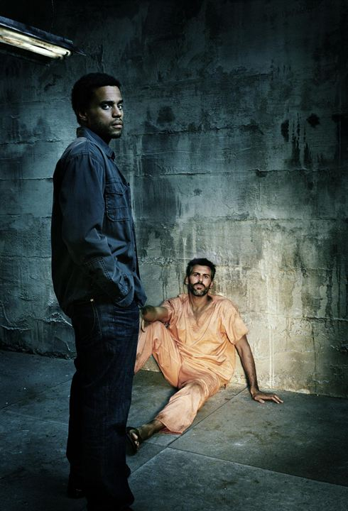 Sleeper Cell : Photo Michael Ealy, Oded Fehr