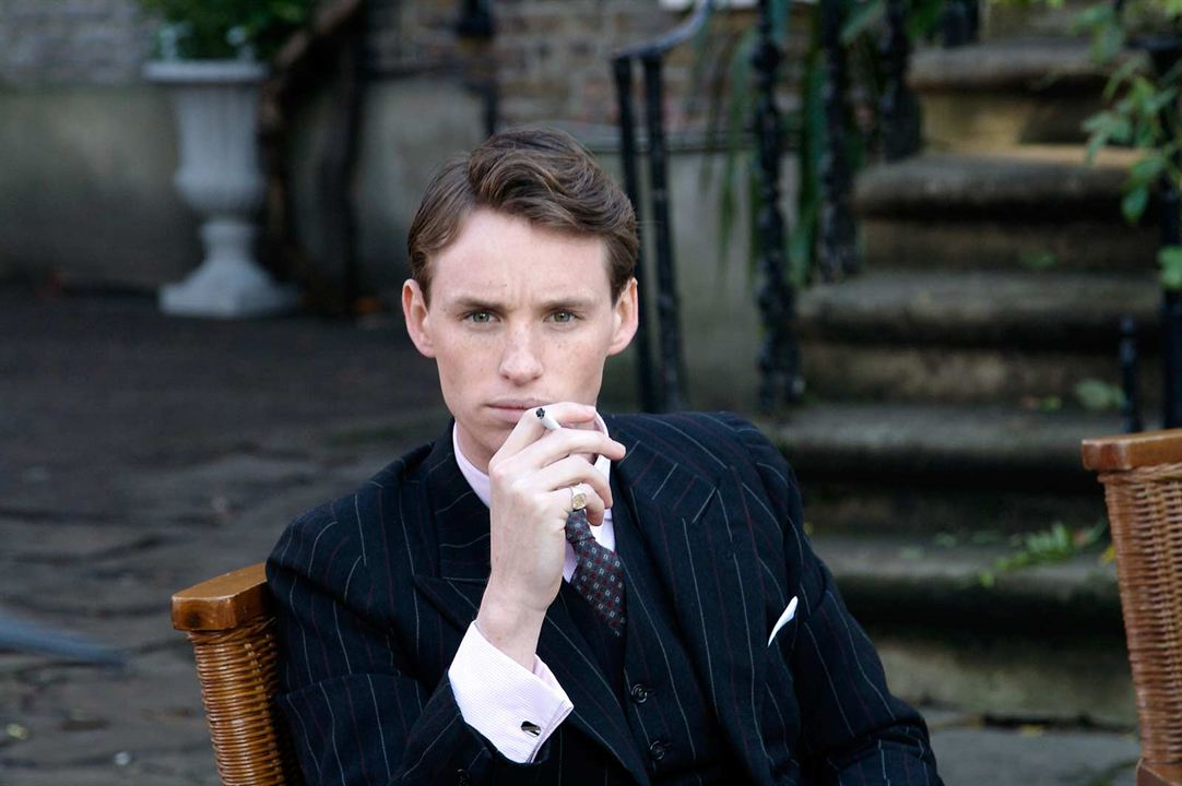 Glorious 39 : Photo Eddie Redmayne, Stephen Poliakoff