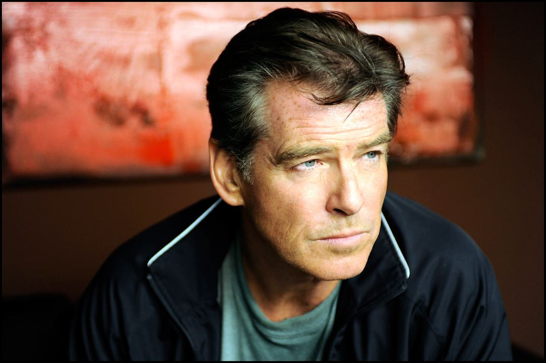 The Ghost Writer : Photo Pierce Brosnan