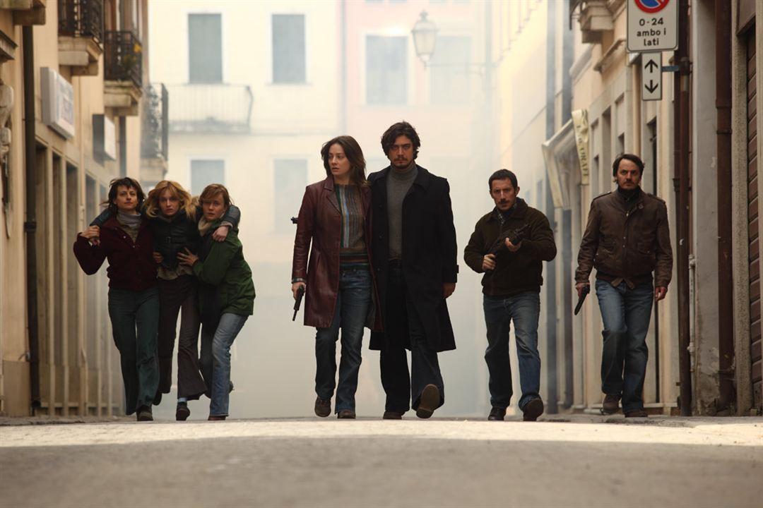 La Prima Linea : photo Giovanna Mezzogiorno, Renato De Maria, Riccardo Scamarcio