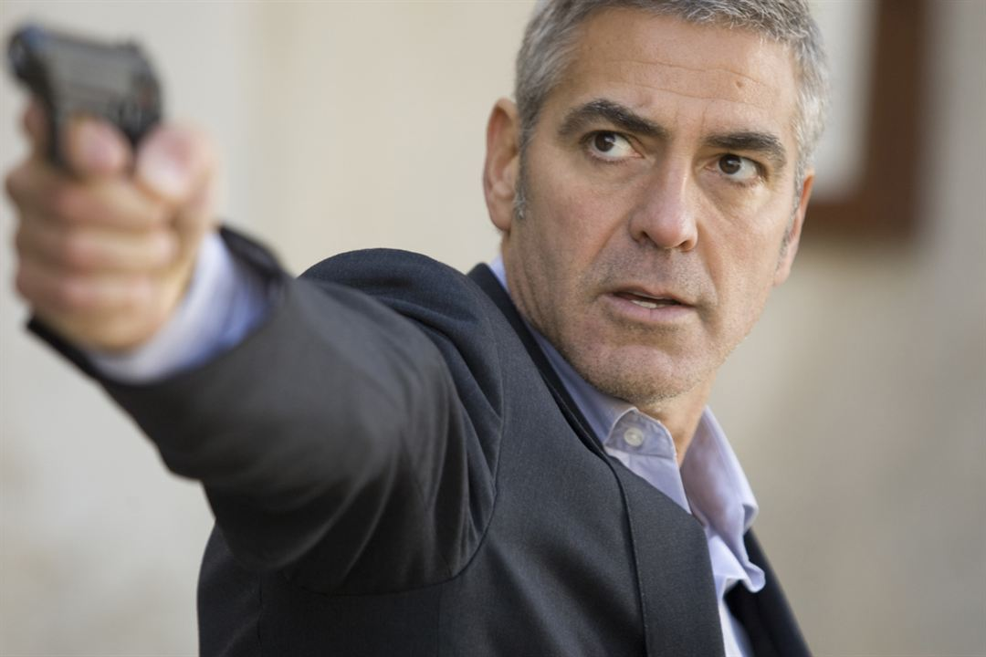 The American : Photo George Clooney