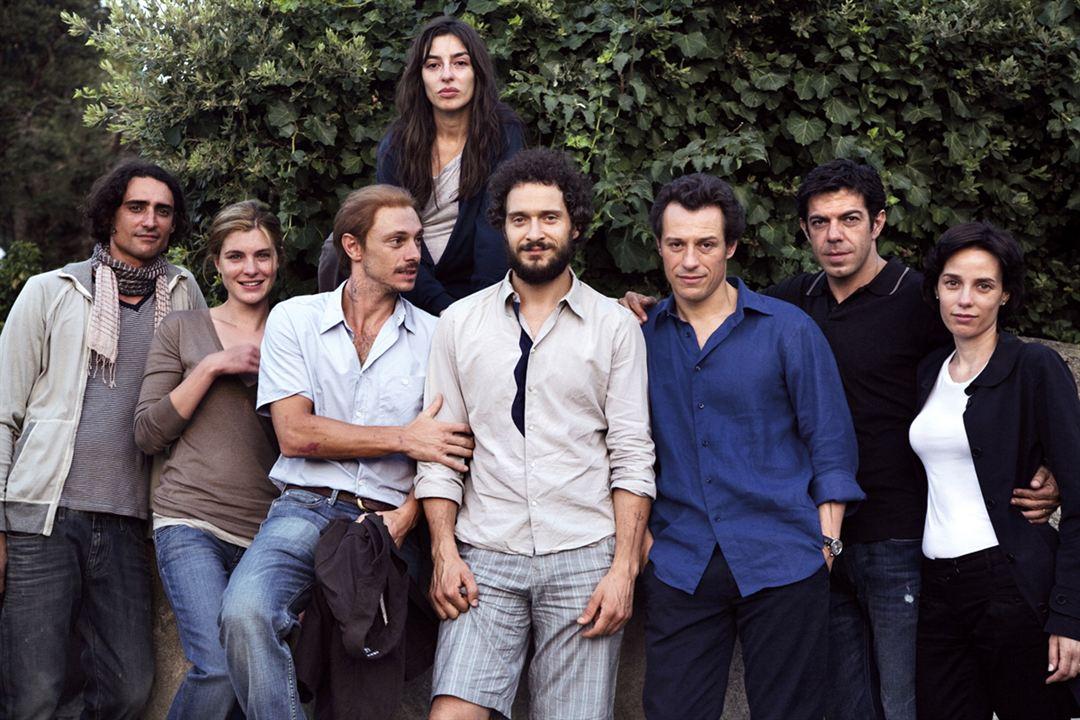 Encore un baiser : Photo Claudio Santamaria, Daniela Piazza, Gabriele Muccino, Marco Cocci, Pierfrancesco Favino