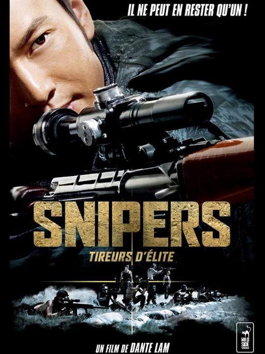 Snipers, tireurs d'élite : affiche