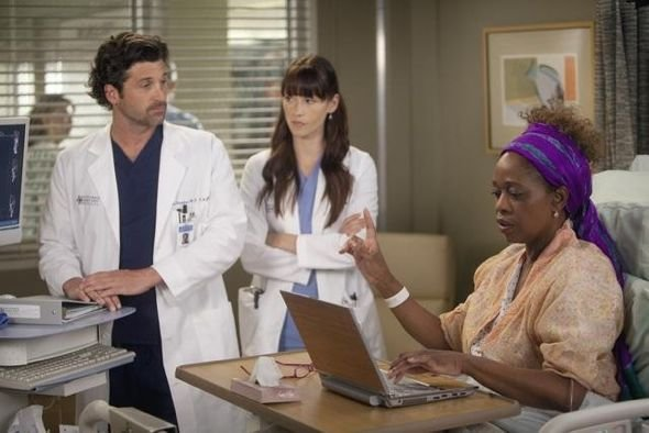 Photo Alfre Woodard, Chyler Leigh, Patrick Dempsey