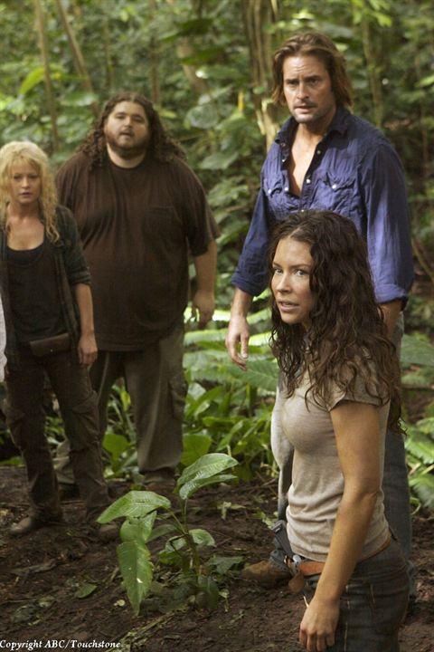 Lost, les disparus : Photo Emilie de Ravin, Evangeline Lilly, Jorge García, Josh Holloway