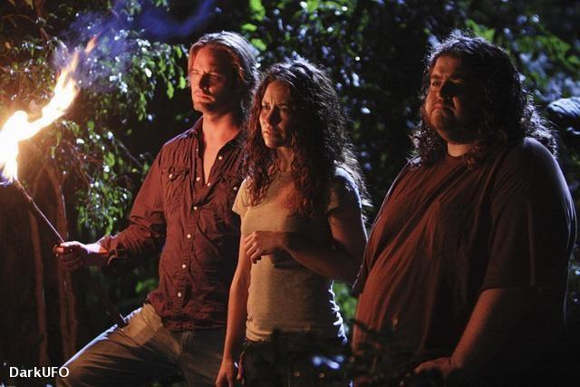 Lost, les disparus : Photo Evangeline Lilly, Jorge García, Josh Holloway