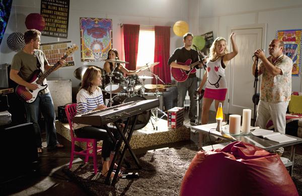Cougar Town : Photo Busy Philipps, Christa Miller-Lawrence, Courteney Cox, Ian Gomez, Josh Hopkins