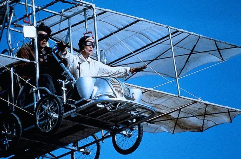 Arizona Dream : Photo Emir Kusturica, Faye Dunaway, Johnny Depp