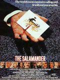 La Salamandre : Affiche