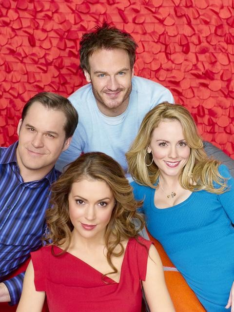 Photo Alyssa Milano, Josh Lawson, Kelly Stables, Kyle Bornheimer
