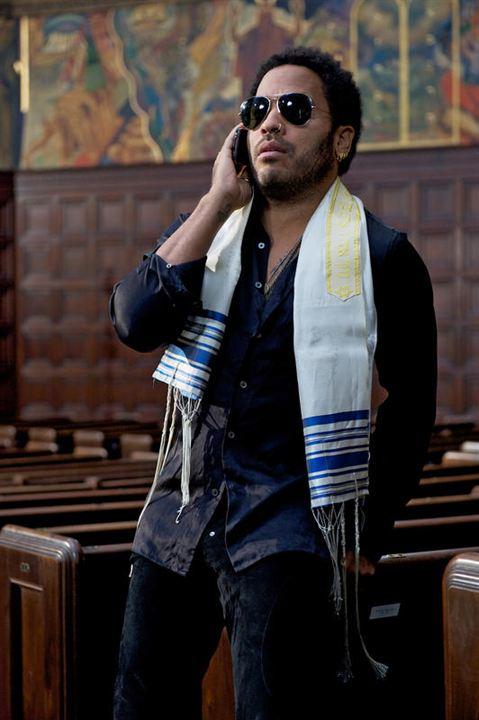 Entourage : photo Lenny Kravitz