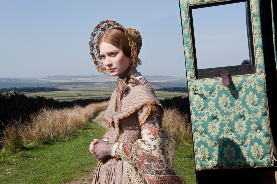 Jane Eyre : Photo Mia Wasikowska