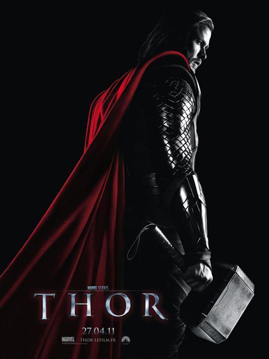 Thor : Affiche