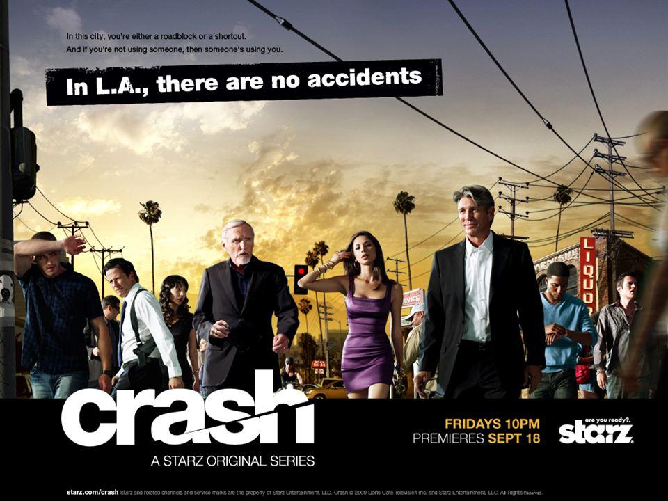 Crash / Collision : Photo Dana Ashbrook, Dennis Hopper, Eric Roberts, Jake McLaughlin, Jocko Sims
