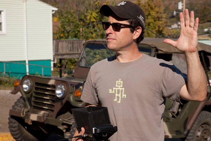 Super 8 : Photo J.J. Abrams