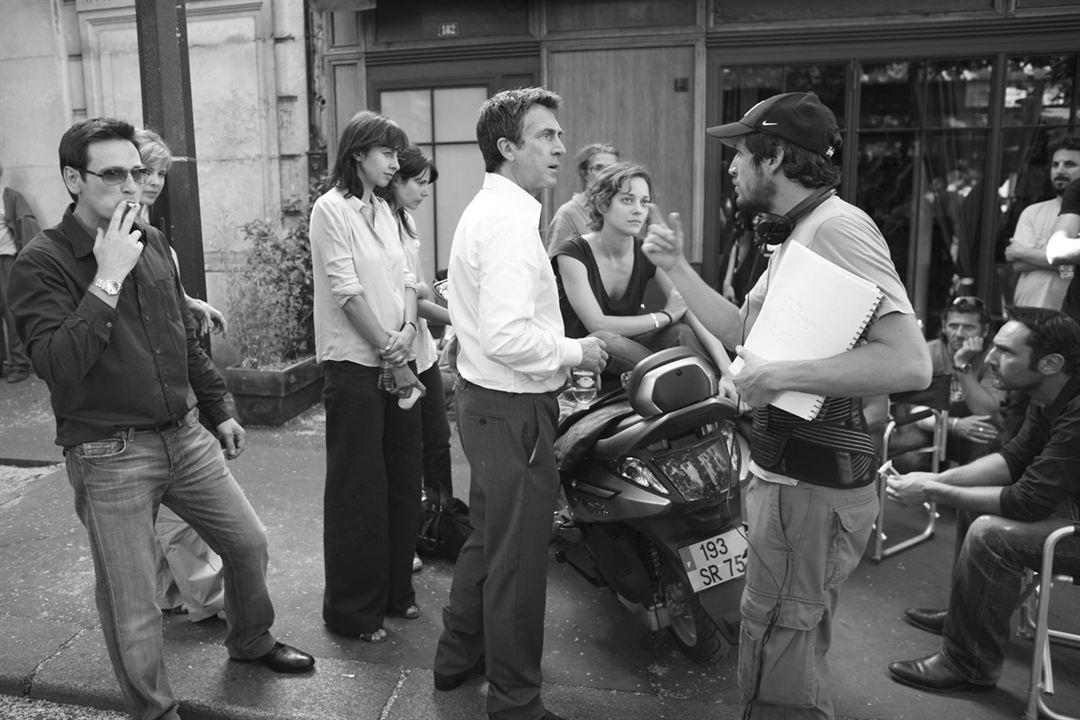 Les petits mouchoirs : Photo Benoît Magimel, François Cluzet, Guillaume Canet, Louise Monot, Marion Cotillard