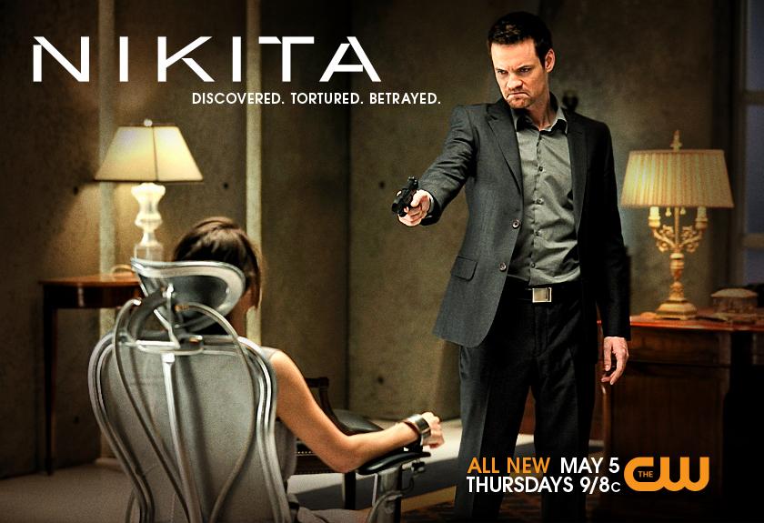 Nikita (2010) : Photo Maggie Q, Shane West