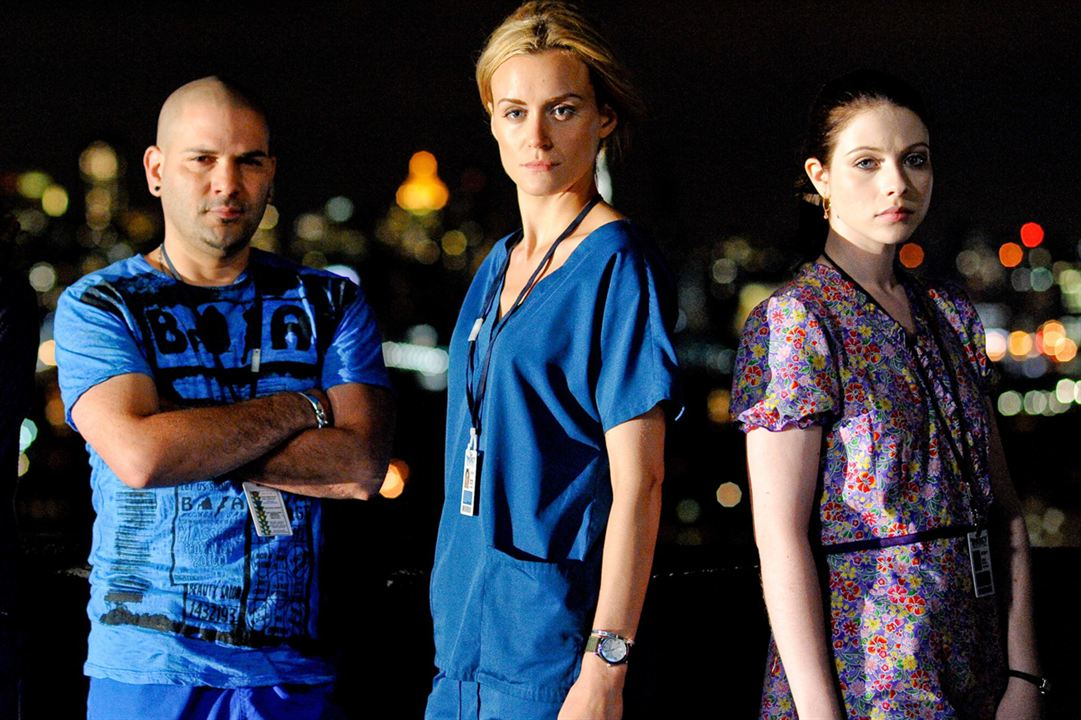 Mercy Hospital : Photo Guillermo Diaz, Jaime Lee Kirchner, Michelle Trachtenberg